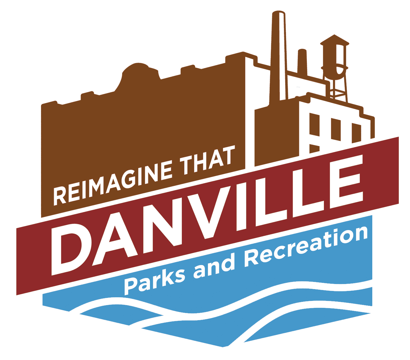 Logo for Danville Parks and Recreation