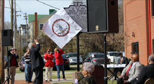 High Street Baptist Church historical marker unveiled